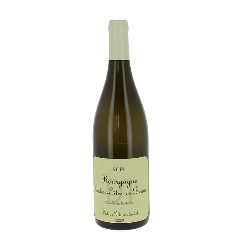 Hautes Côtes de Beaune domaine Didier Montchovet